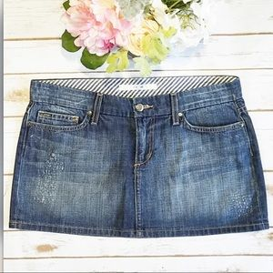 Joe's Jeans | Jean Skirt